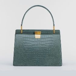 3.3 Handbag Big in Clearwater Green