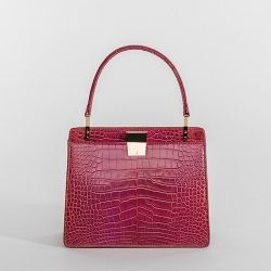 3.3 Handbag Small in Rose Flamboyant